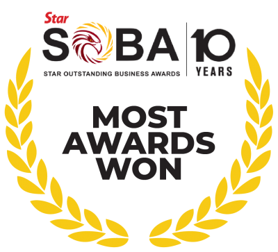 Award_12_SOBA Most Awards